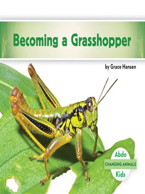 cover image of Becoming a Grasshopper